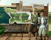 Disney XD | Fishing Ident
