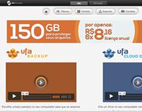 Ufa's Redesign Website