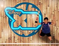 Disney XD | Sepak Takraw Ident