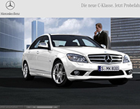 Mercedes-Benz C-Klasse Webspecial