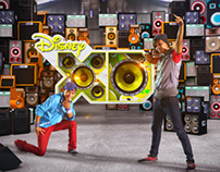 Disney XD | Dance Ident