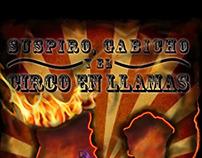 Suspiro, Gabicho y el circo en llamas