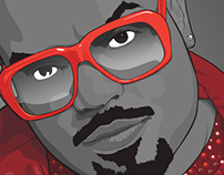 Illustration Cee Lo Green