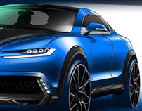 Bugatti Royale SUV (video)