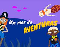 Aquarium Advertising Campaign