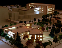 Cheyenne Regional Medical Center - Scale Model