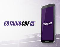 Estadio CDF App