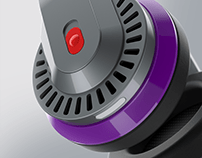 Dyson Headphone Design