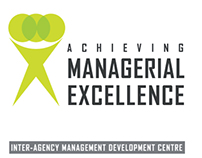 Logo Inter'agency Management development Centre ONU