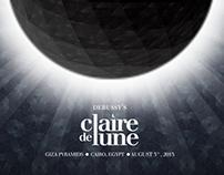 Claire de Lune Poster