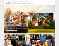 Bitburger.de Relaunch