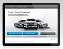 Mercedes-Benz Bank Ratenrechner
