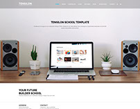 Education Web Templates (School, University, College)