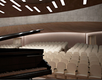 Concert Hall for Music and Drama
