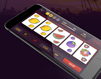 Fruit Poker Mobile Game