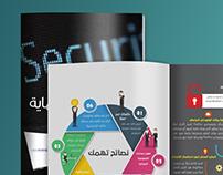 مجلة الحماية هي أول مجلة مختصة بالأمن الرقمي من تصميمي