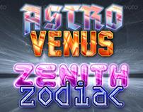 Astro Styles