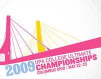 2009 UPA College Championships Merchandise