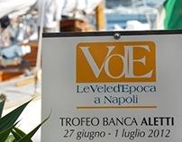 Le Vele d'Epoca a Napoli 2012 - Trofeo Banca Aletti