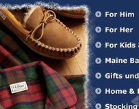 L.L.Bean - Holiday Gift Shop