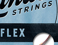 Packaging for Double Bass Strings