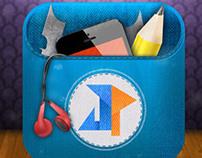 JP App icon