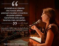Redes Sociais Deputada Marilia Góes