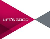 LG Logo Redesign Concept