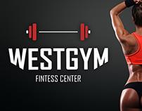 Westgym logo redesign concept
