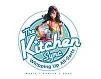 The Kitchen Sync - Logo Design