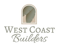West Coast Builders Logo & Identity