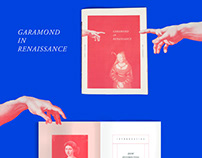 GARAMOND IN RENAISSANCE