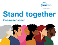 Sensitech takes a stand against racism