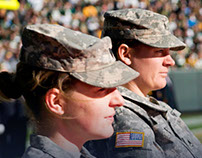 Wisconsin National Guard Association Website Redesign