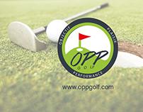 Carte de visite OPP Golf