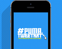 Puma TweetArt - Web App