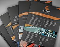 GLOBALE - Branding + Expo