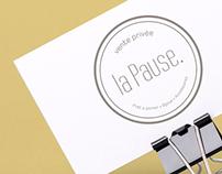 La Pause.