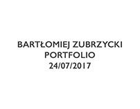 Bartłomiej Zubrzycki Portfolio