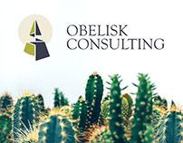 Obelisk Consulting | Corporate Identity
