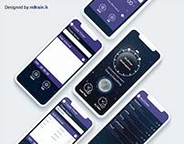 Timer Mobile Application