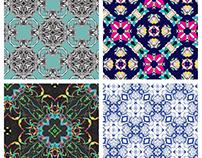 My drawings in pattern