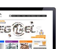 Egitel - website