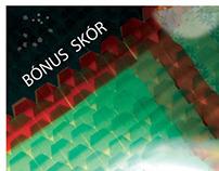 EP Cover -  Bónus-skór by Laura J Martin / Mike Lindsay