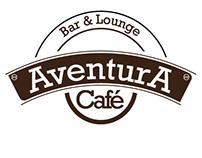 Diseño Logo Aventura Café