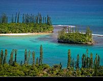 Travels (French Guiana, New Caledonia)