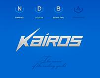 Kairos / Naming of the sailing yacht
