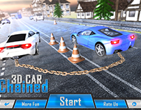 Car Chained 3D