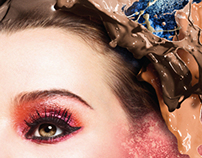 AREEJ COSMETICS: ART OF BEAUTY (PRINT/OUTDOOR)