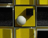 Folds into squares